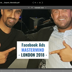 Download Tim Burd – London Mastermind 2018 Replay