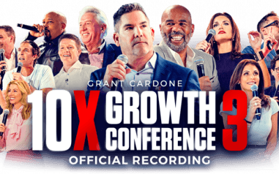 Grant Cardone – 10X Growth Conference 3