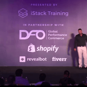 Download iStack Traning – Ecommerce Mastery live Asia Thailand