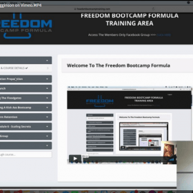 Download Tim Megginson – Freedom Bootcamp Formula