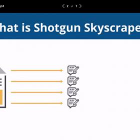 Download Mark Webster (Authority Hacker) – The Shotgun Skyscraper Blueprint