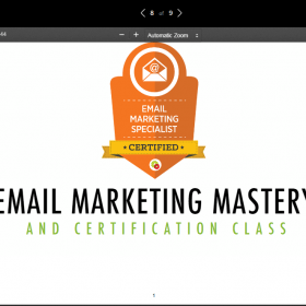Download Richard Lindner – Email Marketing Mastery
