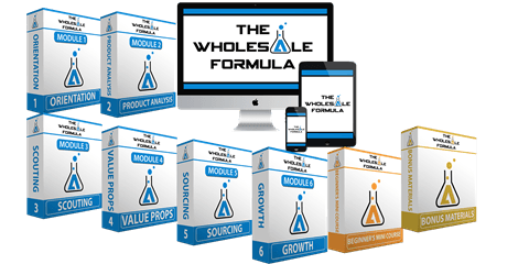 Download Dan Meadors – The Amazon Wholesale Formula 2019