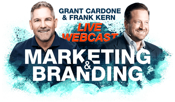 Download Grant Cardone and Frank Kern Branding Webinar