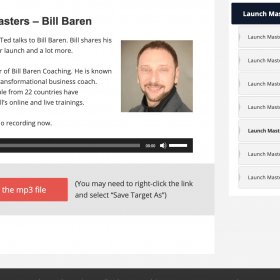 Download Ted McGrath - Marketing Masters Map