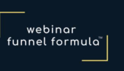Jeff Walker & Don Crowther – Webinar Funnel Formula