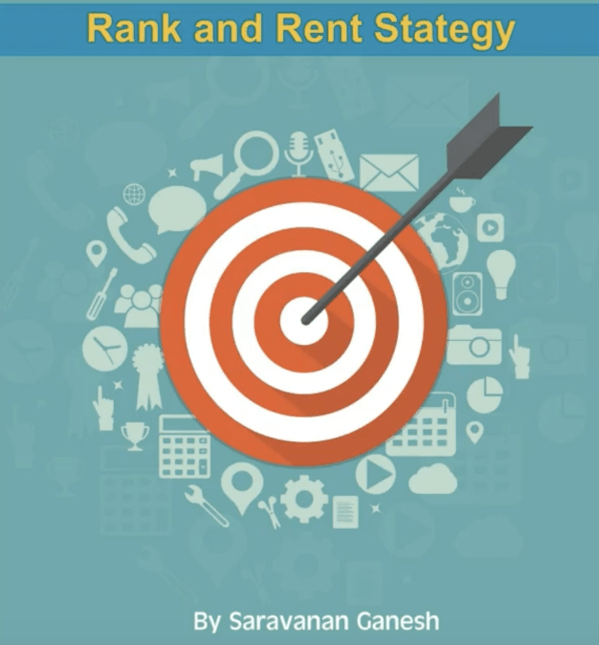 Ganesh Saravanan – Rank and Rent Strategy Program