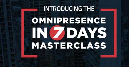 Scott Oldford – Omnipresence In 7 Days Masterclass