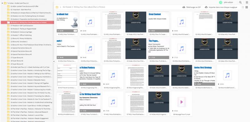 Download Ty Cohen – Kindle Cash Flow 2.0