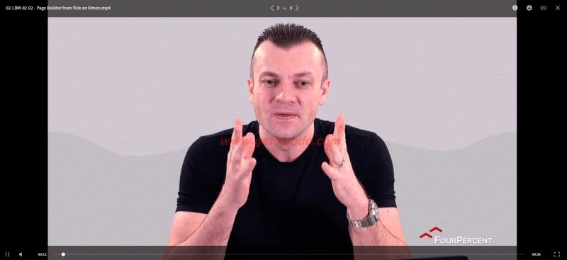 Download Vick Strizheus – Internet Traffic Academy