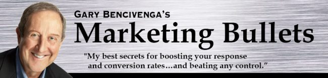 Gary Bencivenga – 7 Master Secrets Of Wealth Creation For Marketers And Copywriters