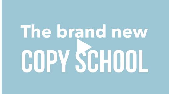 Copyhackers – Copy School 2020