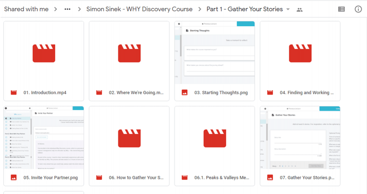Download Simon Sinek – Why Discovery Course
