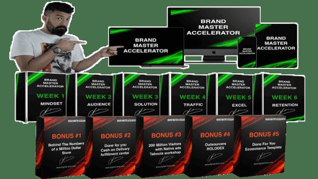 Dimitris Skiadas – Brand Master Accelerator